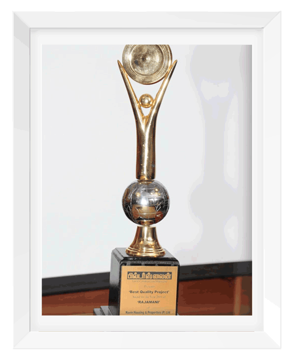 Best Quality Project Award 2011
